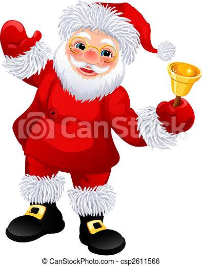 Santa Claus - csp2611566