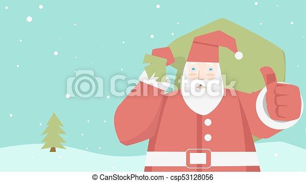 Santa Claus - csp53128056