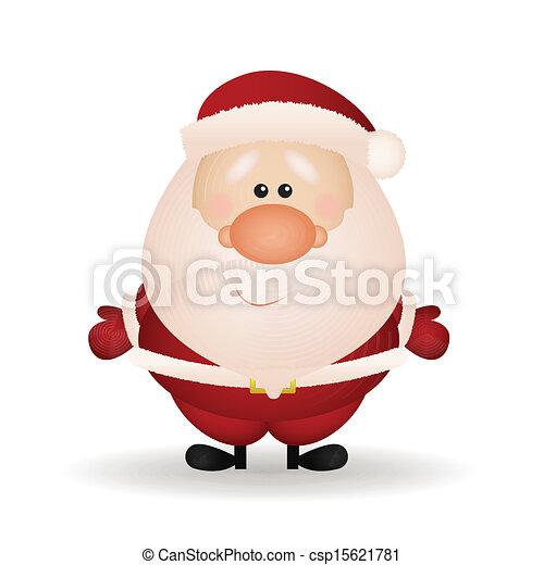 Santa Claus - csp15621781
