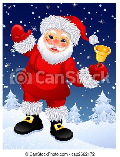 Santa Claus - csp2662172