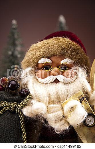 Santa Claus - csp11499182
