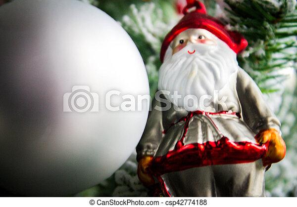 Santa Claus - csp42774188