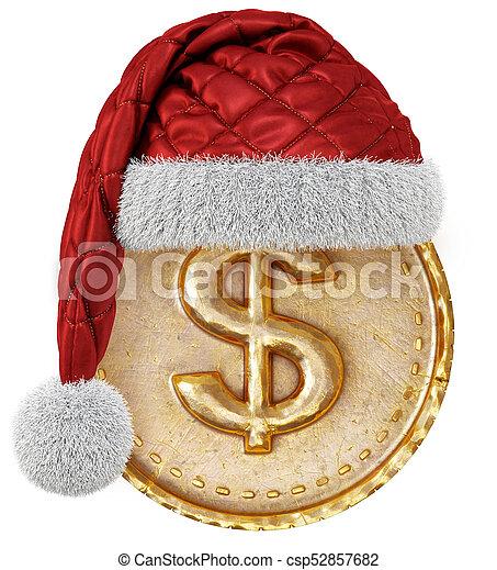 Santa Claus - csp52857682