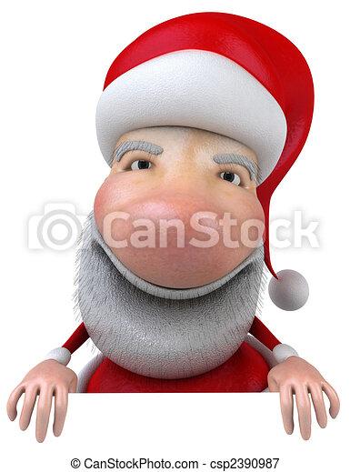 Santa Claus - csp2390987