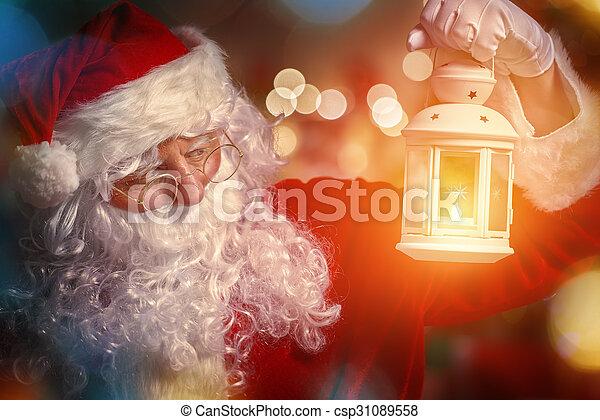 Santa Claus - csp31089558