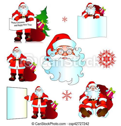 Santa Claus - csp42727242
