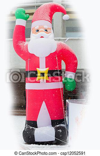 Santa Claus - csp12052591