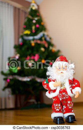 Santa Claus - csp3038763