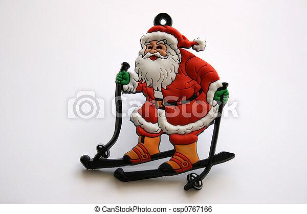Santa Clause - csp0767166