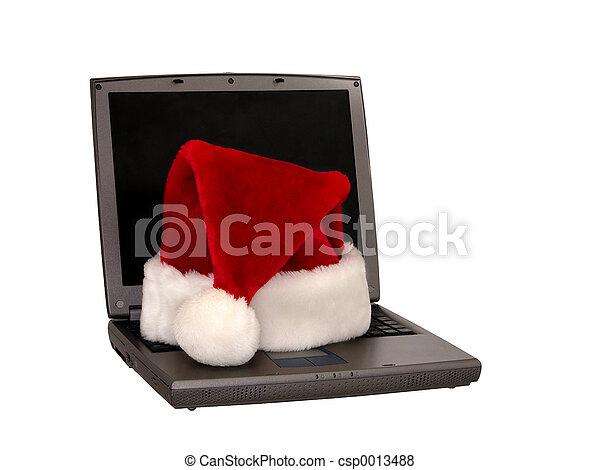 Santa Computer - csp0013488