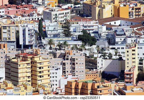 Santa Cruz de la Palma - csp23350511