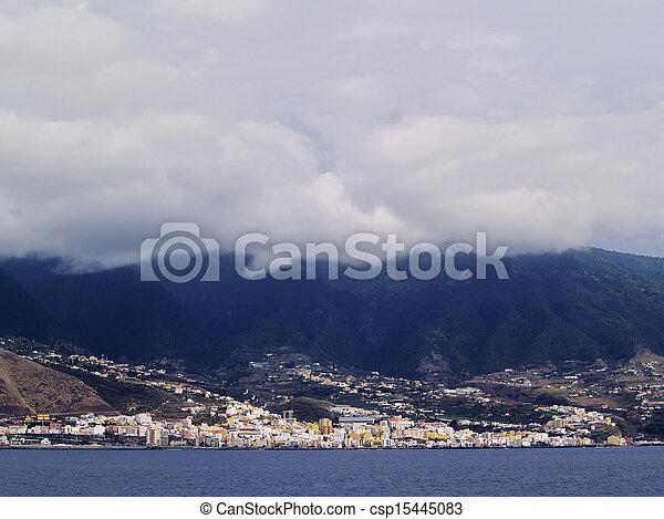 Santa Cruz de La Palma - csp15445083