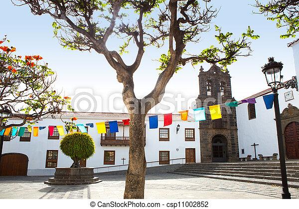 Santa Cruz de La Palma Plaza San Francisco - csp11002852