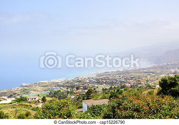 Santa Cruz de La Palma - csp15226790