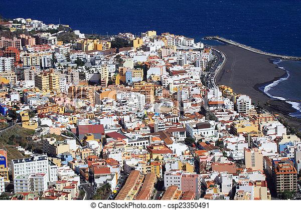 Santa Cruz de la Palma - csp23350491