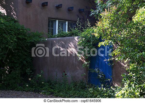 Santa Fe Home - csp61645906