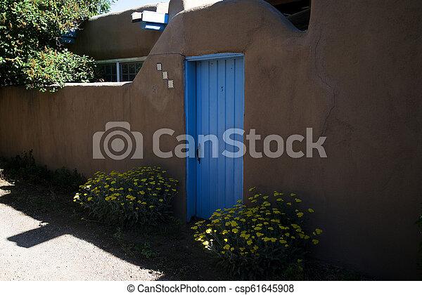 Santa Fe Home - csp61645908