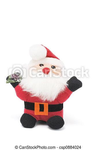 Santa Figure - csp0884024