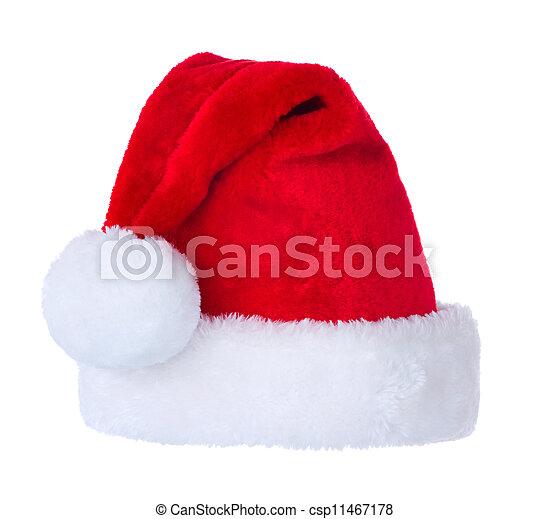 Santa Hat - csp11467178
