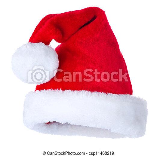 Santa Hat - csp11468219