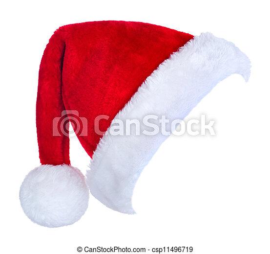 Santa Hat - csp11496719