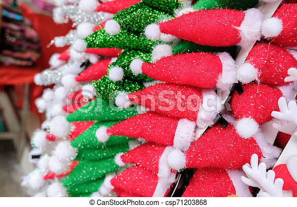Santa hat - csp71203868