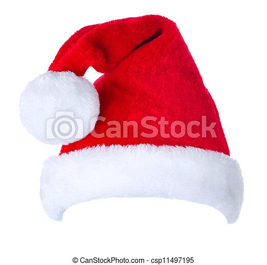 Santa Hat - csp11497195