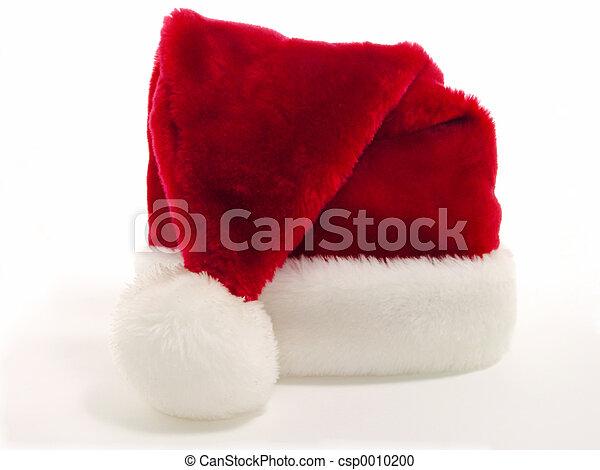 Santa Hat v1 - csp0010200