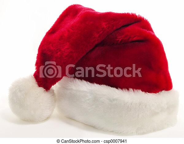 Santa Hat v2 - csp0007941