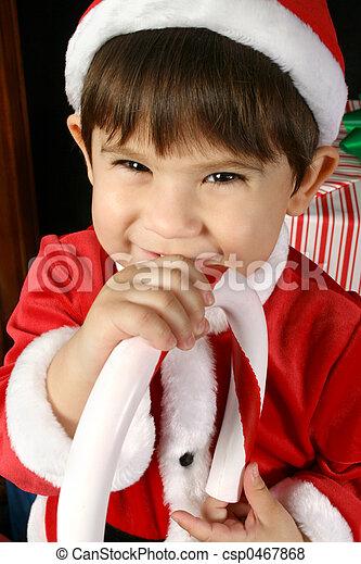 Santa's Helper - csp0467868