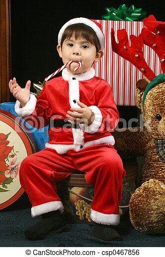 Santa's Helper - csp0467856