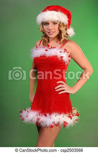 Santa's helper - csp2503566