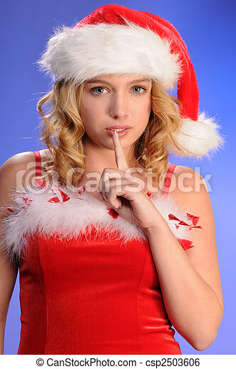 Santa's helper - csp2503606