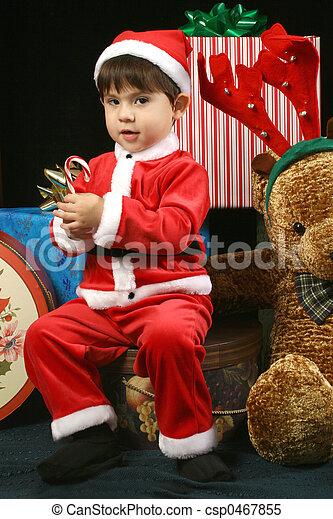 Santa's Helper - csp0467855