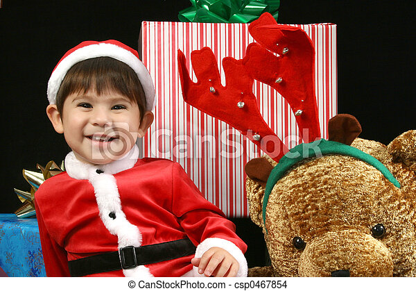 Santa's Helper - csp0467854