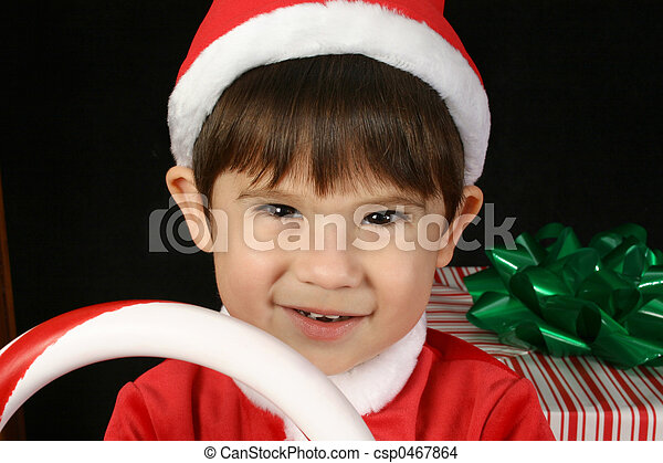 Santa's Helper - csp0467864