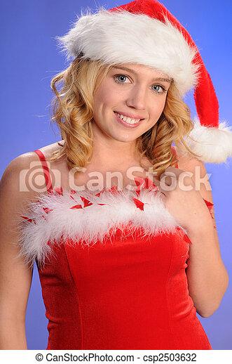 Santa's helper - csp2503632