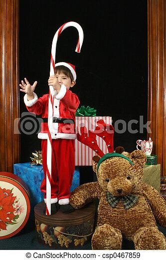 Santa's Helper - csp0467859