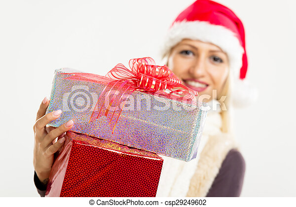 Santa's Helper - csp29249602
