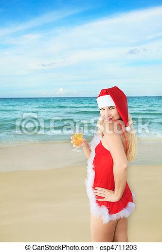 Santa's helper - csp4711203