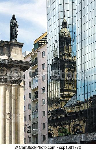Santiago, chile - csp1681772