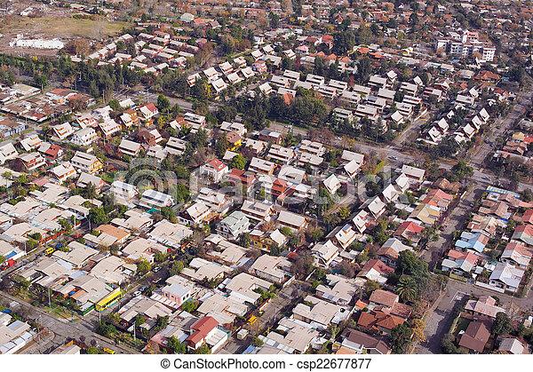 Santiago de Chile - csp22677877