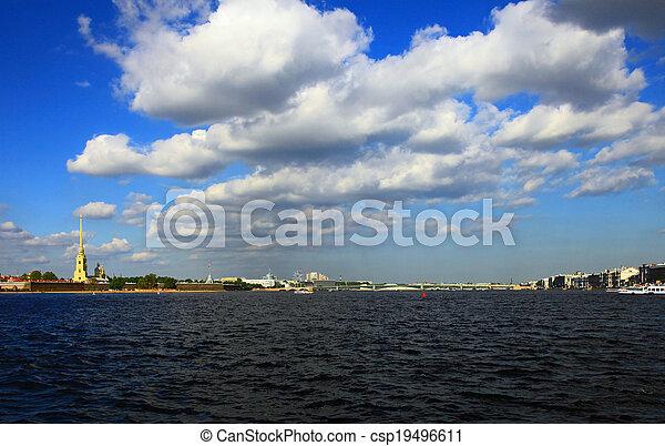 San Petersburgo - csp19496611