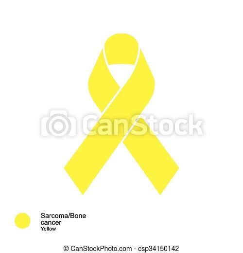 Sarcoma And Bone Cancer Ribbon