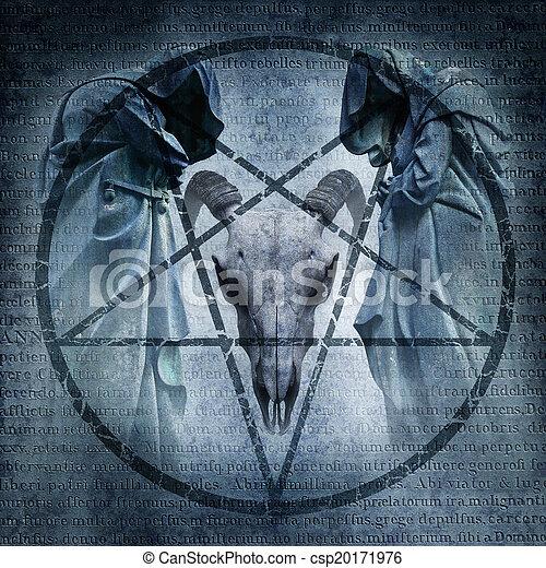 satanic, massa - csp20171976