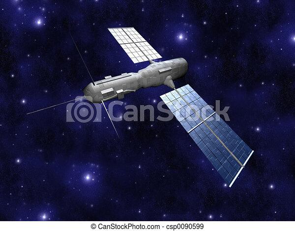 satellite, 3 - csp0090599