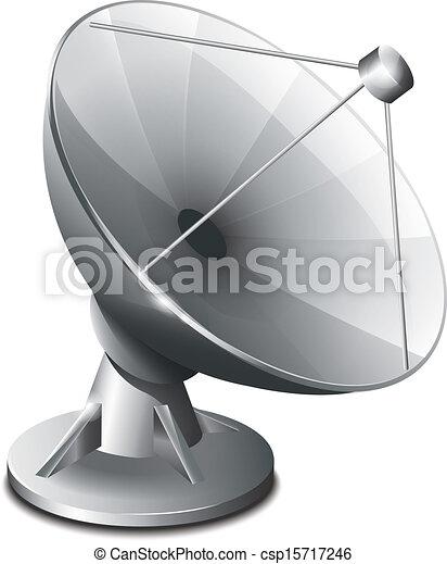Satellite Antenna - csp15717246