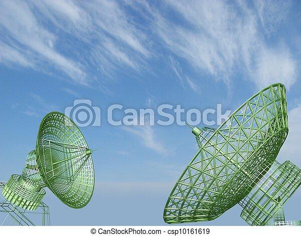 satellite dish - csp10161619