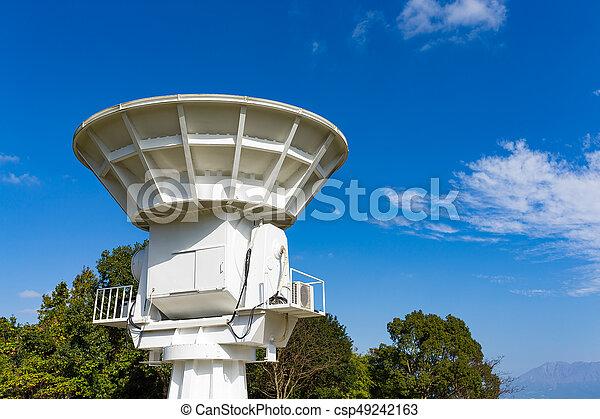 Satellite dish - csp49242163