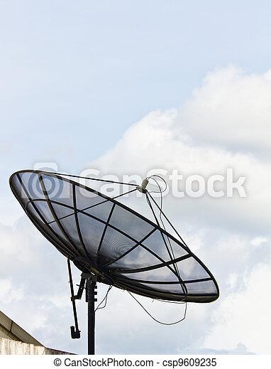 Satellite dish - csp9609235